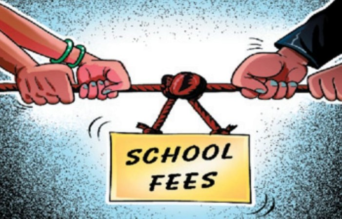 Jammu: Agitated Parents Protest Exorbitant Fee Hike by Private Schools