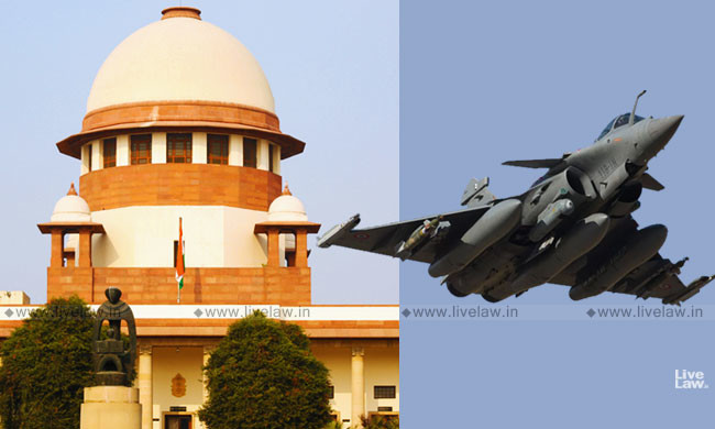 supreme court rafale case
