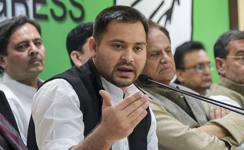 There is a Wave, Not Undercurrent, Against Modi Govt: Tejashwi Yadav
