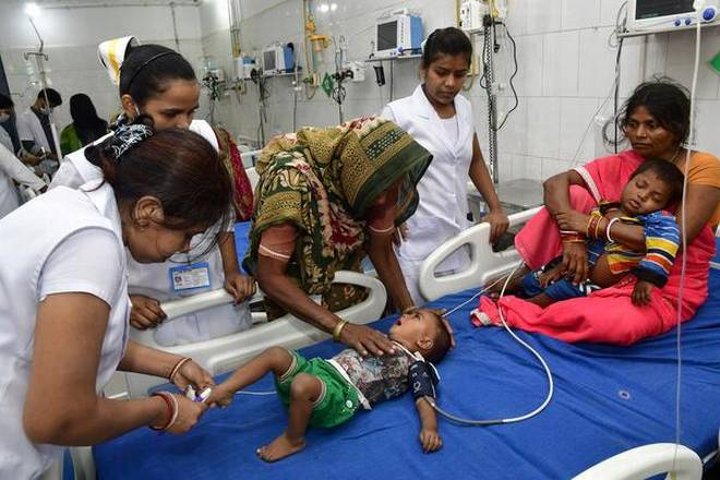 Deadly AES Affects Children from Poorest of the Poor families in Muzaffarpur, Survey Reveals