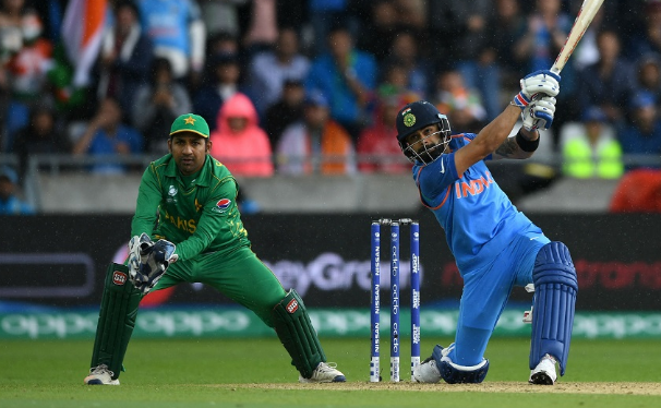 Indian cricket team vs Pakistan at the ICC World Cup 2019
