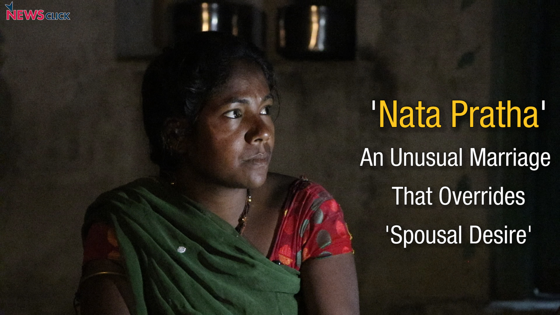 'Nata Pratha' : An Unusual Marriage That Overrides 'Spousal Desire'