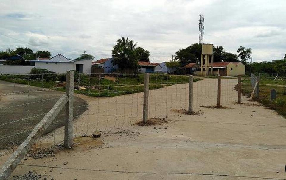 Untouchability Fence in Tirupur District