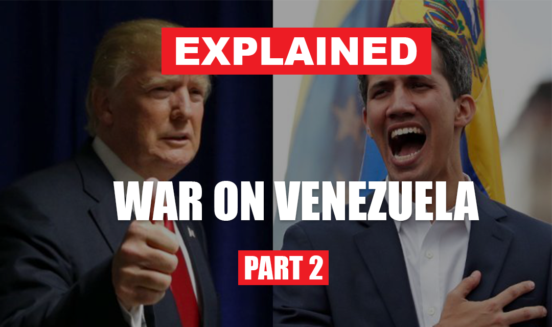 US war on Venezuela