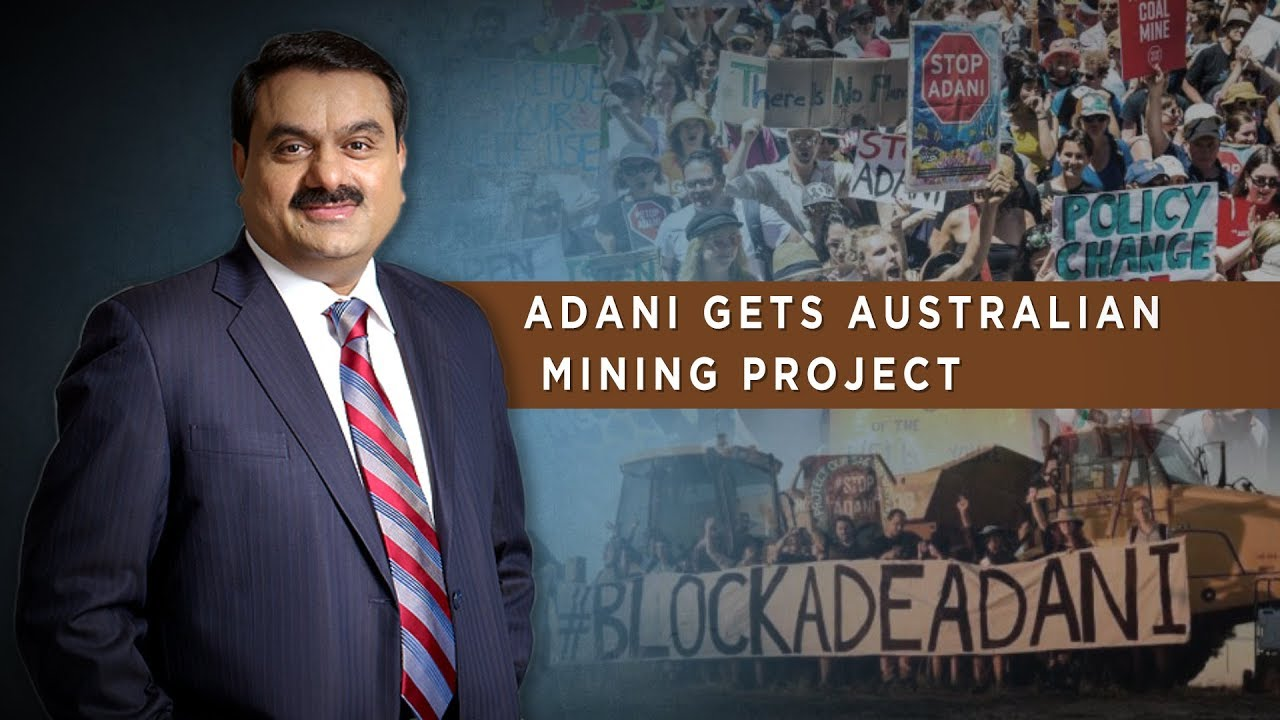 Adani Gets Permit for Carmichael