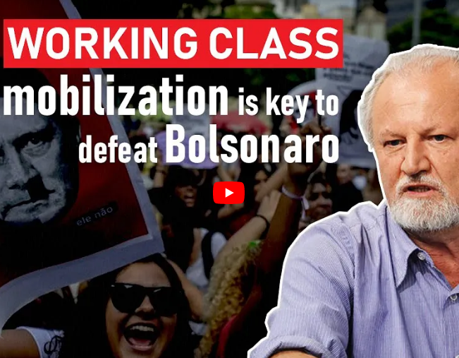 João Pedro Stedile of the MST on Bolsonaro, mobilizations and freeing Lula