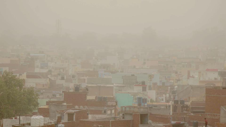 26 dead, 57 Injured as Dust Storm, Lightning Lash UP