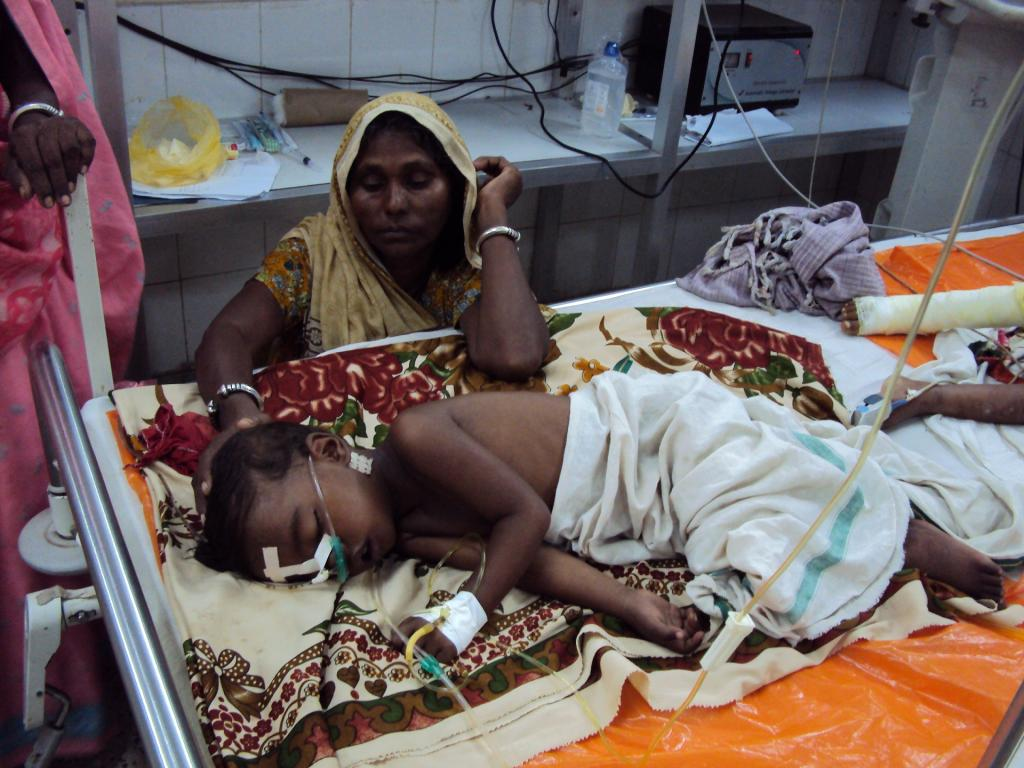 Over 50 Children Have Died of Suspected Japanese Encephalitis in Bihar