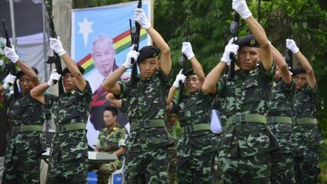 Naga Movement: Caught Between Border Infrastructure and Military Operations
