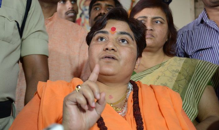 Malegaon Blast Case: First-Time BJP MP Pragya Thakur Appears Before NIA Court