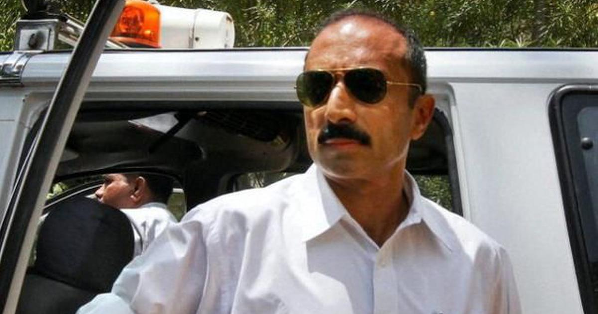 IPS officer Sanjiv Bhatt