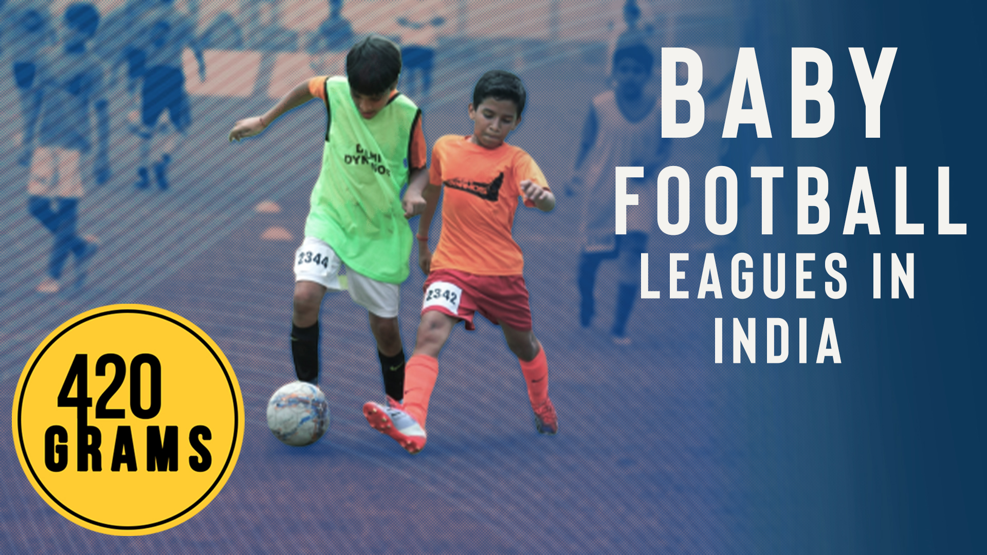 Baby leagues in Indian football