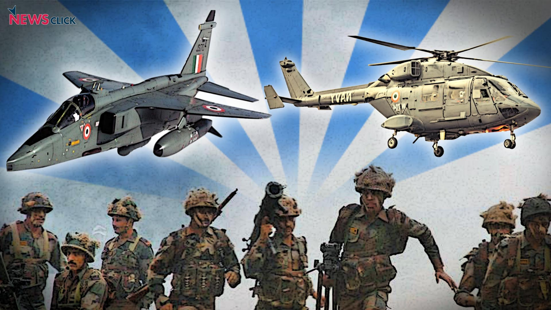 Resource Crunch in India's Defence Budget 2019