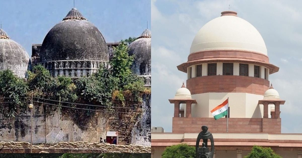 SC on Ayodhya Land Dispute Case