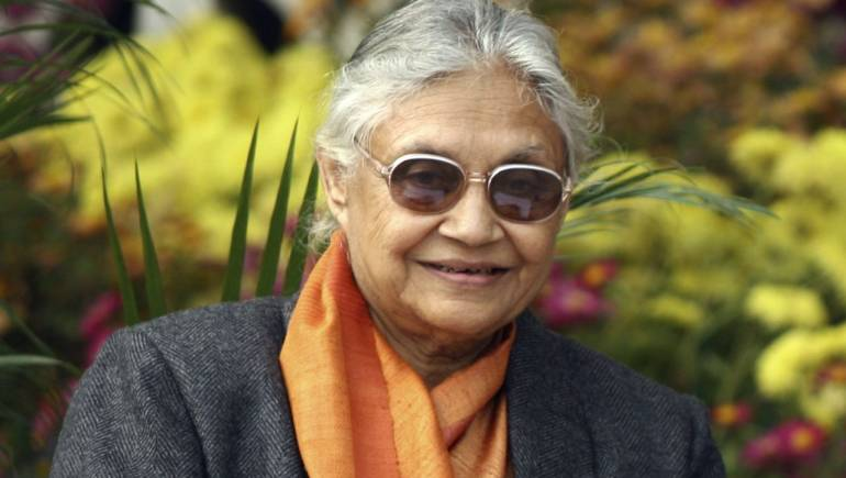 Sheila Dikshit, 3-Time Delhi Chief Minister, Passes Away