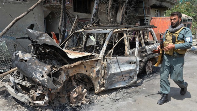 20 Dead in Violence as Afghan Election Season Kicks Off