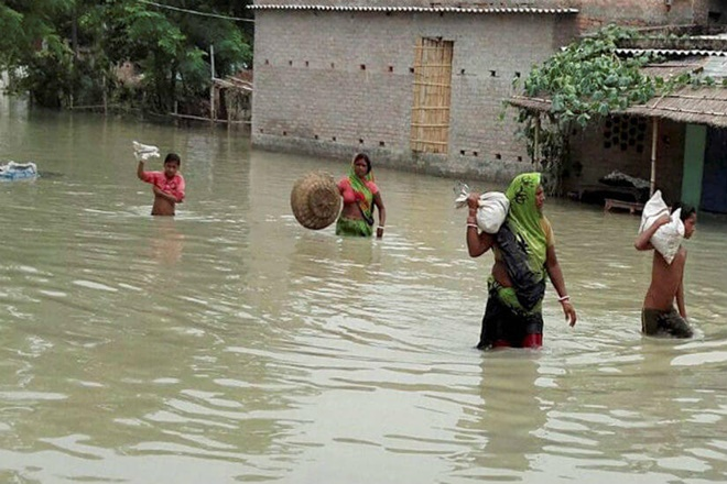 Nearly Two Million Affected by Floods in Bihar