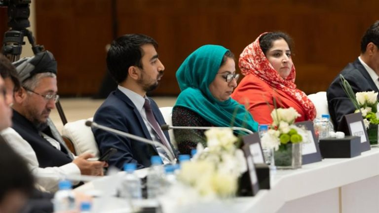 The two-day intra-Afghan summit in Doha saw all groups agree that casualties must be brought down to zero.