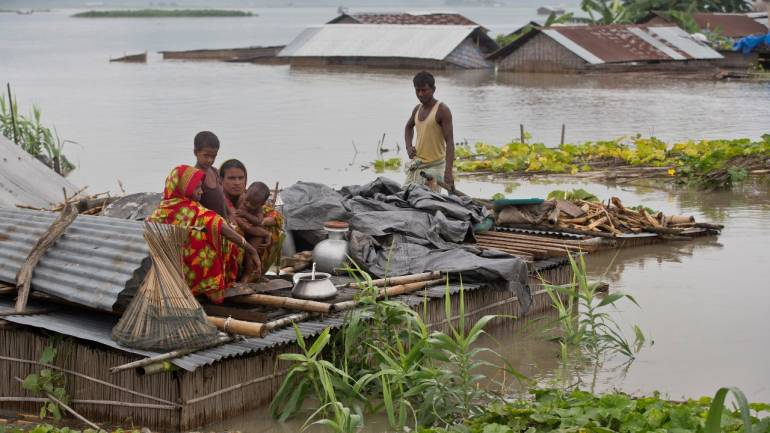 600 People Killed, Over 25 Million Affected by Floods in India, Bangladesh, Nepal & Myanmar: UN600 People Killed, Over 25 Million Affected by Floods in India, Bangladesh, Nepal & Myanmar: UN