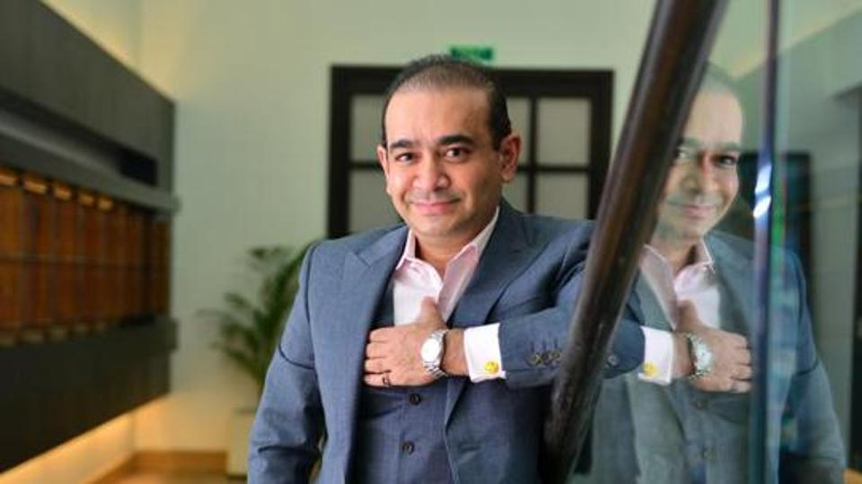 Singapore HC Orders Freezing Bank Account of Nirav Modi's Family