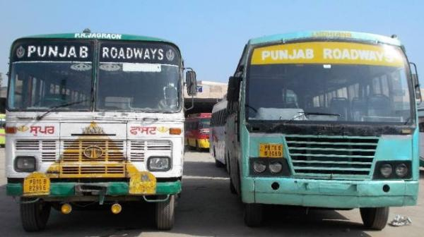Contractual Workers of Punjab Roadways Go on Three-day Strike