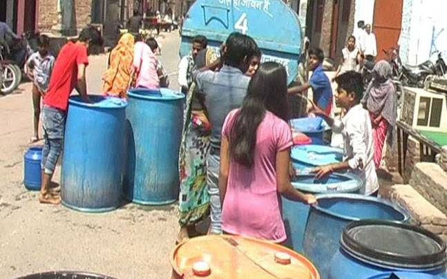 Water Crisis Intensifies in Urban as Well as Rural UP