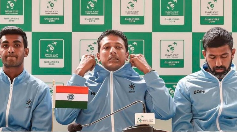 Indian Davis Cup captain Mahesh Bhupathi has requested the AITA to request the tie be shifted to a neutral venue.