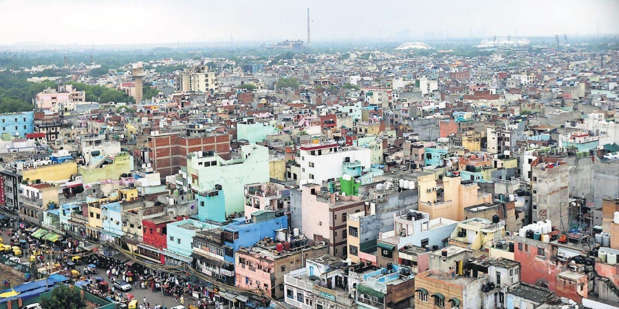 Unauthorised Colonies in Delhi