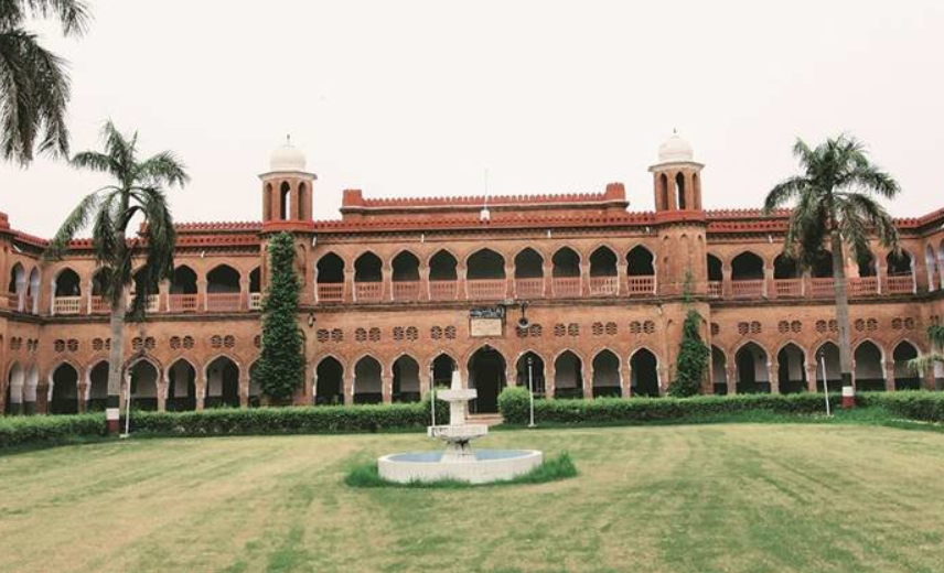 Kashmiri Students in AMU