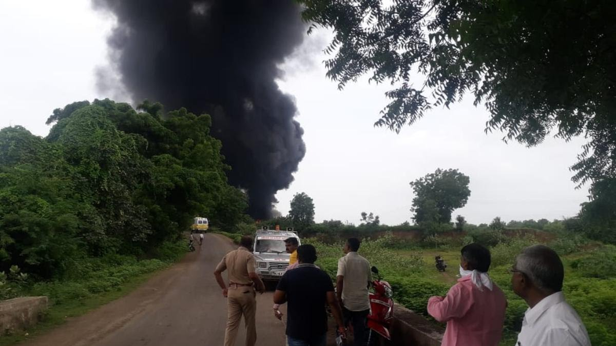 8 feared killed in explosions at Maharashtra chemical unit, several injured