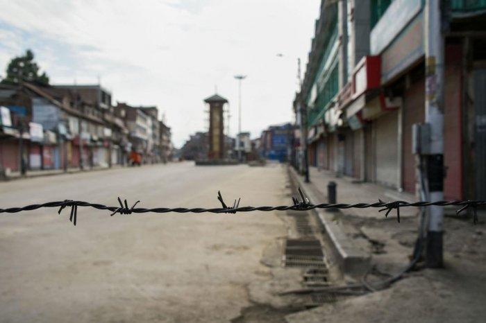 Lal Chowk, Srinagar, Kashmir