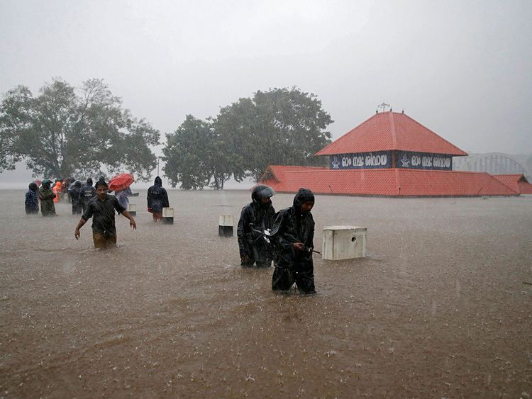 Rain Fury Kills Over 700 in 10 States