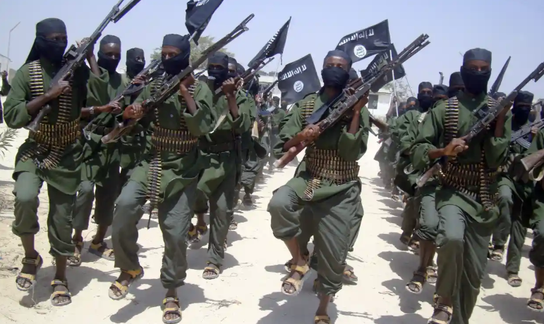Al-Shabaab Attacks US Base