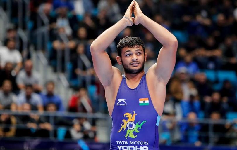 Image result for Deepak Punia won silver medal
