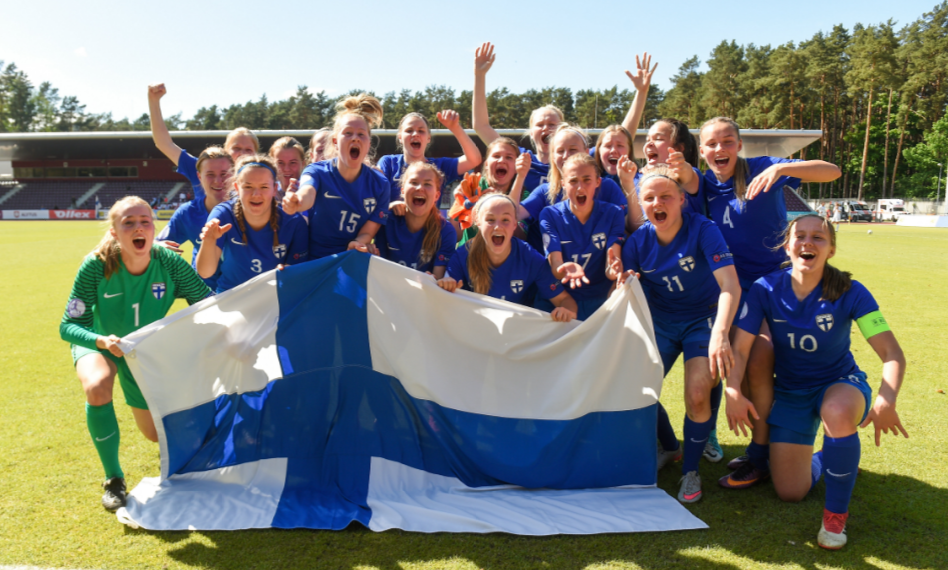 Finland Women's National Football Team