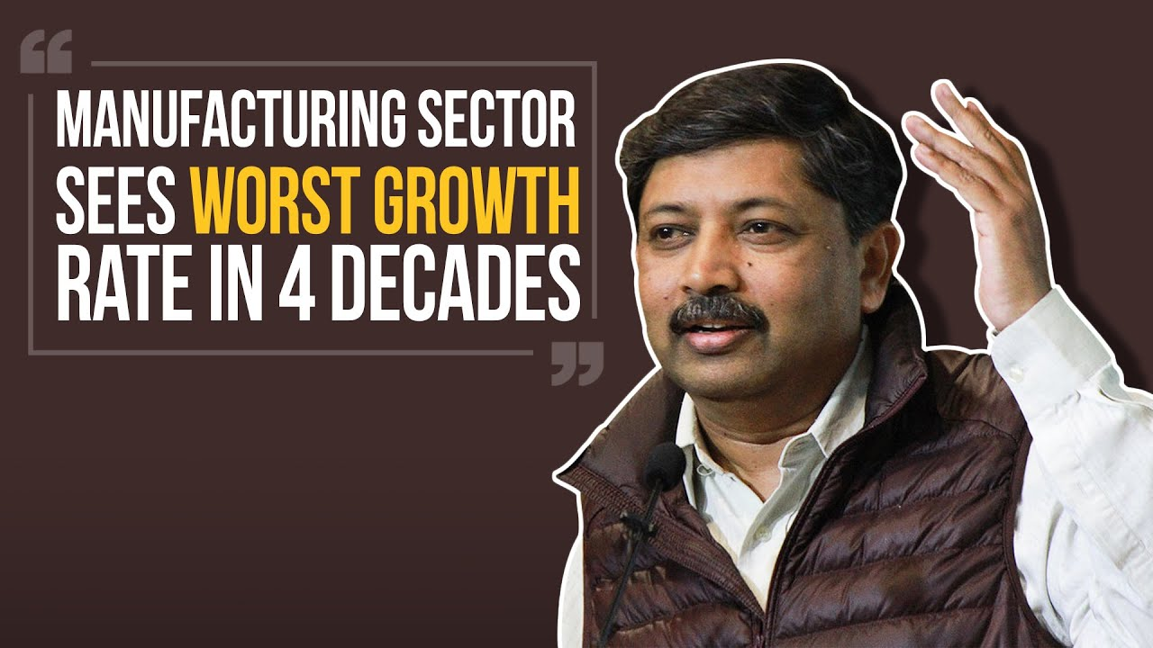 Manufacturing Sector Sees Worst Growth Rate