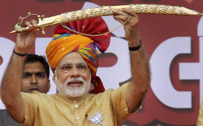 Politics of Fear and Narendra Modi and BJP
