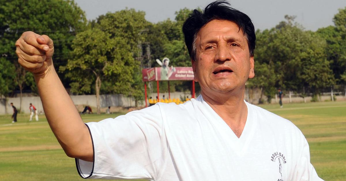 Former Pakistan Leg-Spin Great Abdul Qadir Passes Away