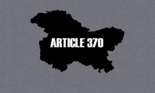 Abolition of Article 370
