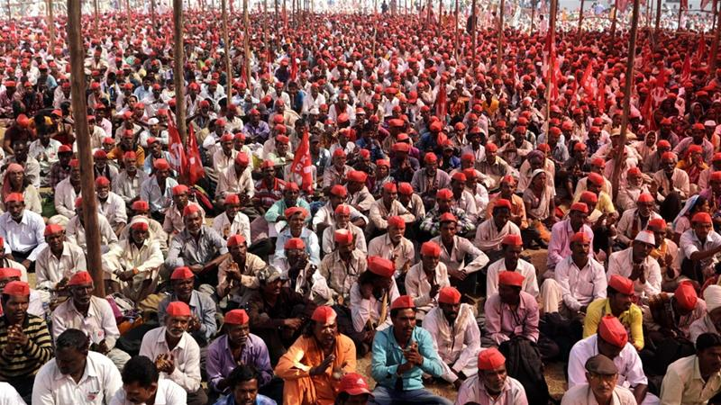 Haryana: Farmers' Agitation Completes 50 Days, Govt Unmoved