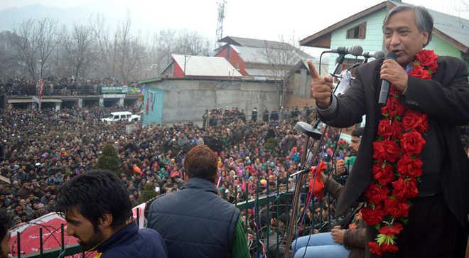 Yusuf Tarigami -- Kashmir's Communist
