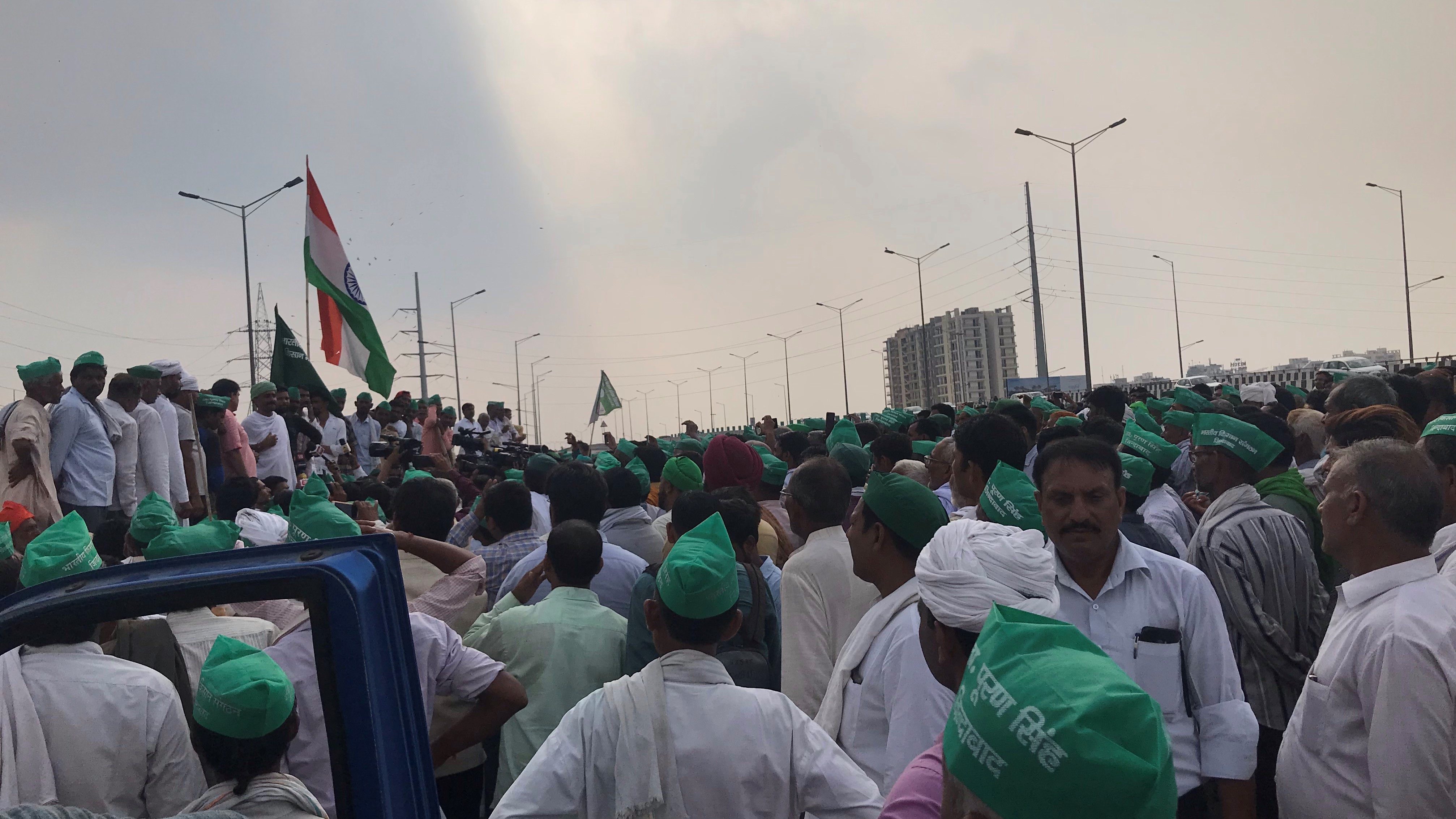 UP Farmers Call Off Protest