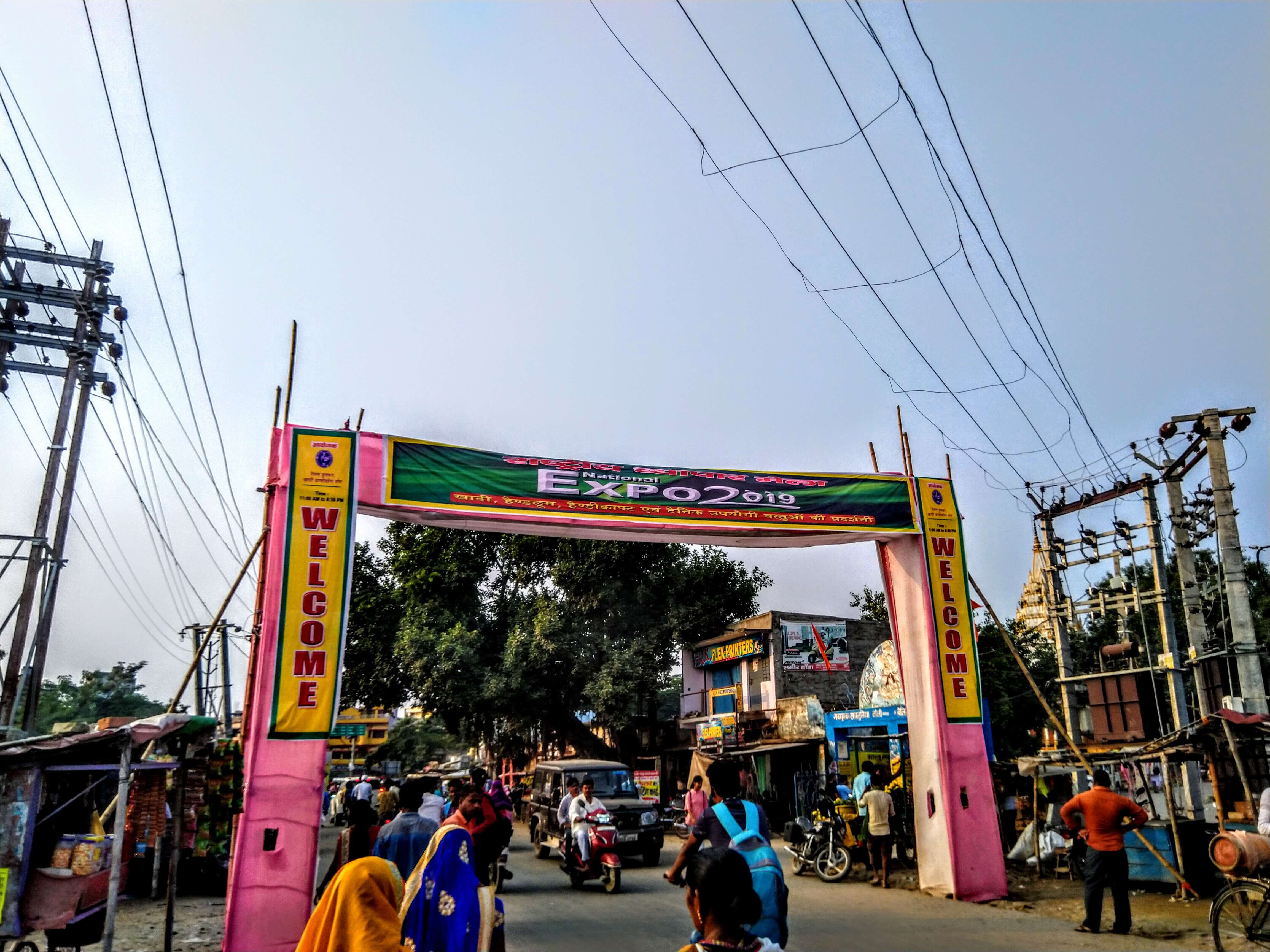 India Comes to Champaran