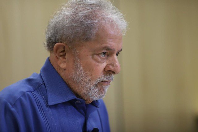 In prison since April 2018 after a politically-charged trial, the Brazilian ex-president granted an exclusive interview to Brasil de Fato / José Eduardo Bernardes/Brasil de Fato