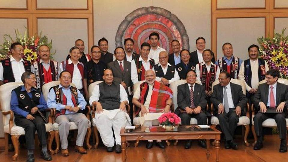Ahead of Peace Talks, 7 Naga Outfits Ask Legislators to Clear Stand