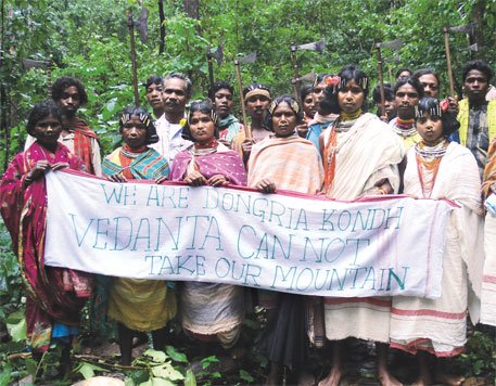 The Faces Behind Anti-mining Protests in Odisha's Niyamgiri