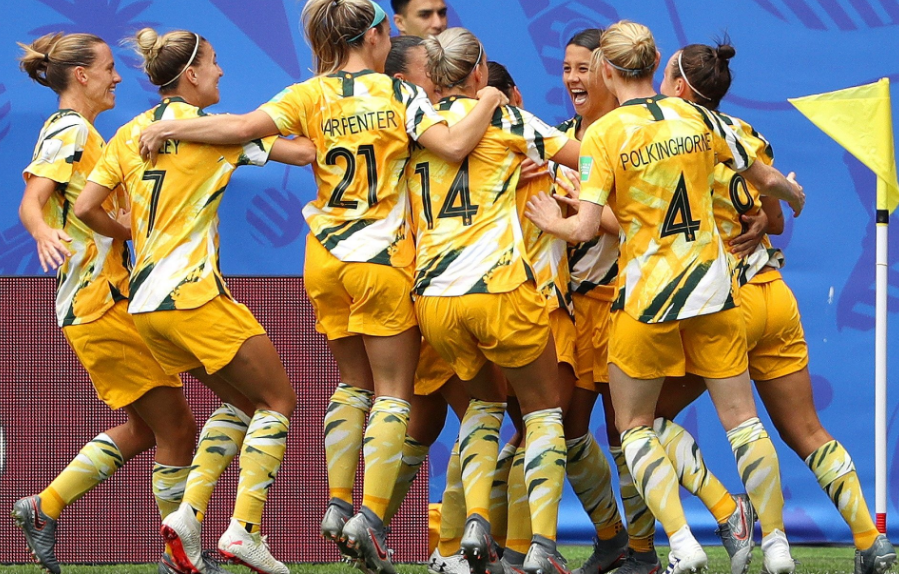 Australian women´s national football team players