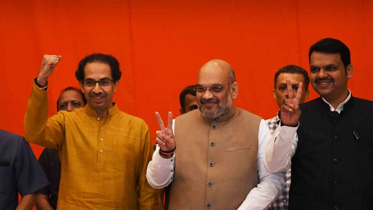 The period of Maharashtra Assembly will end on November 9. Even though BJP-Sena alliance received a clear mandate, their tussle has created a deadlock.