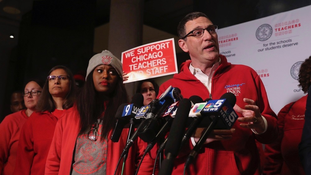 Chicago teachers strike victory