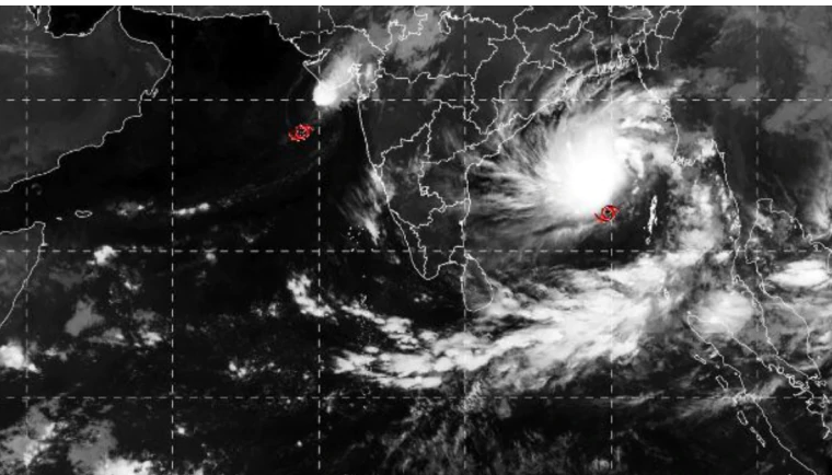Cyclone 'Bulbul' May Intensify, Will Likely Move Toward Bengal